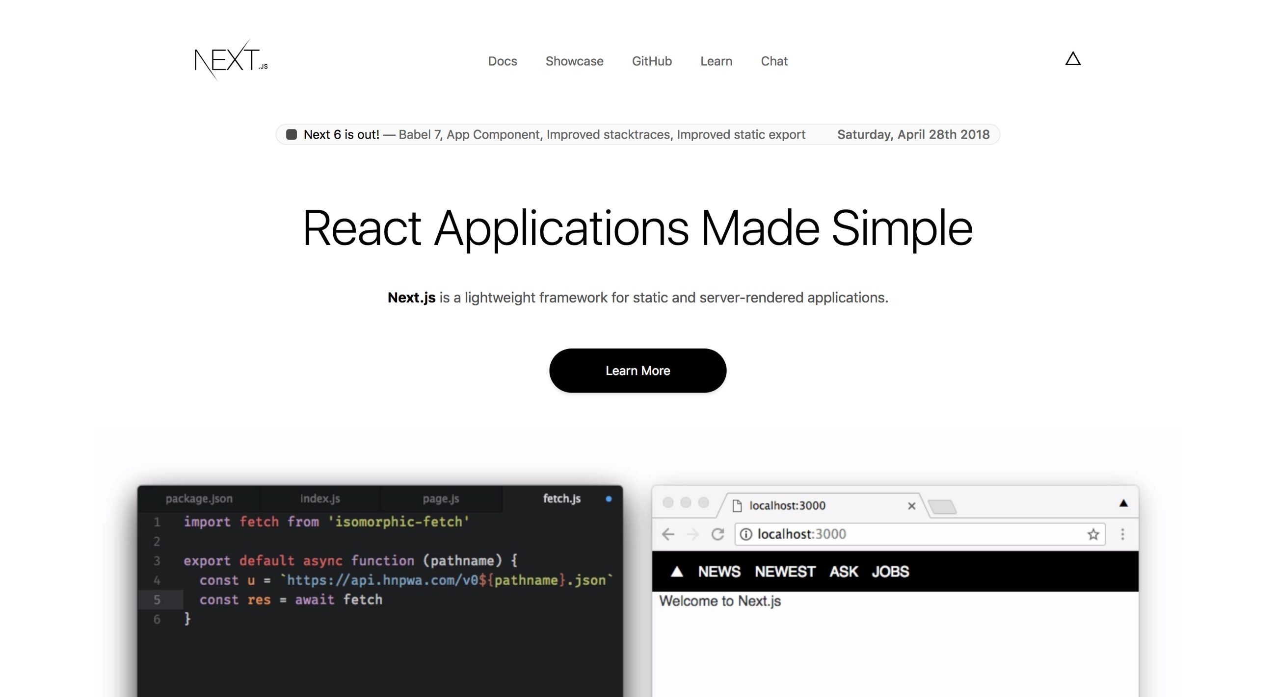 Migrating an app to Next js: Lessons learned - Blog by Jamis